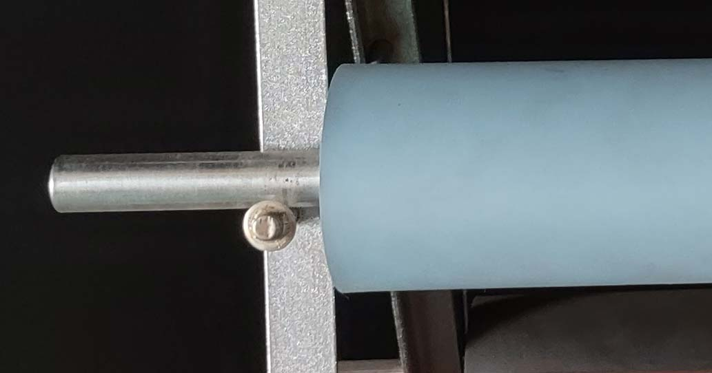 roller covering grinding and regrinding
